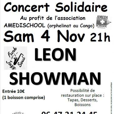 Concert Solidaire SAVENES