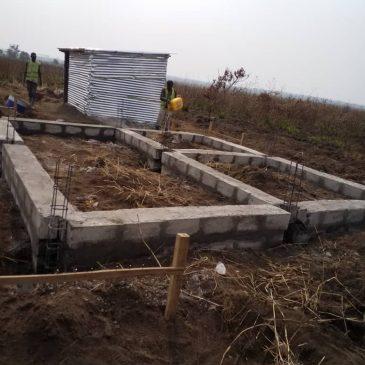 Projet de construction de la maison du gardien agricole